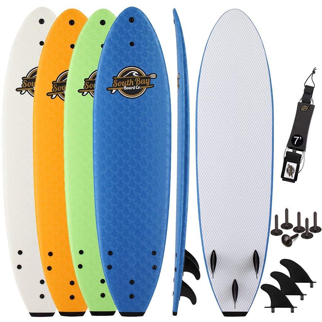 SBBC - 8' Soft Top Surfboard