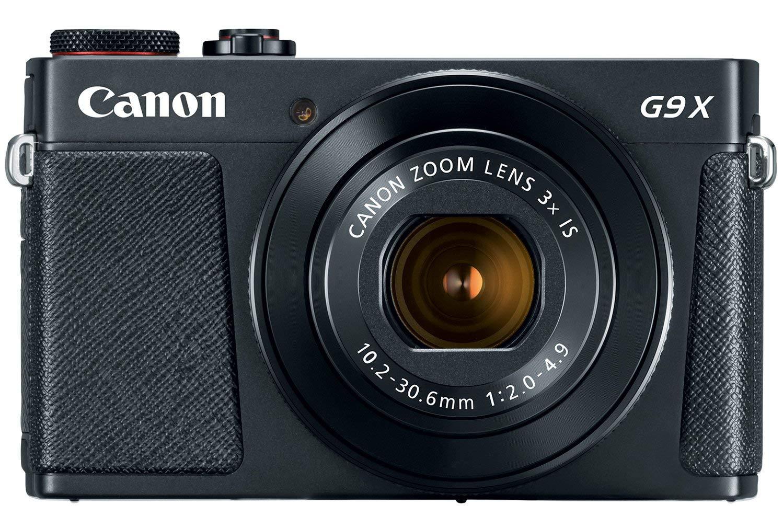 canon G9 X Mark II