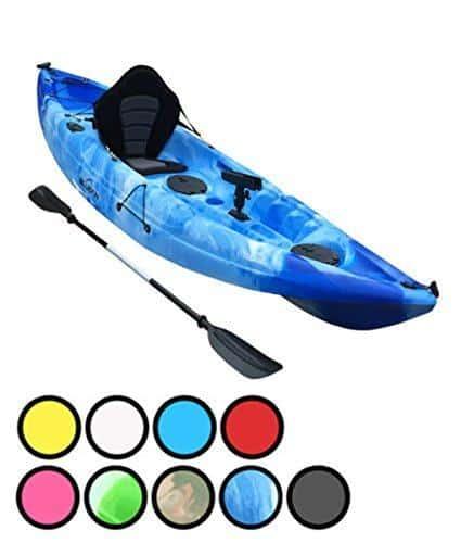 Bluefin Single or Tandem Sit On Top Fishing Kayak