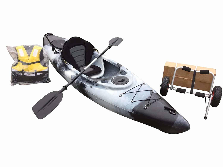 Cambridge Single Sit in Fishing Kayak