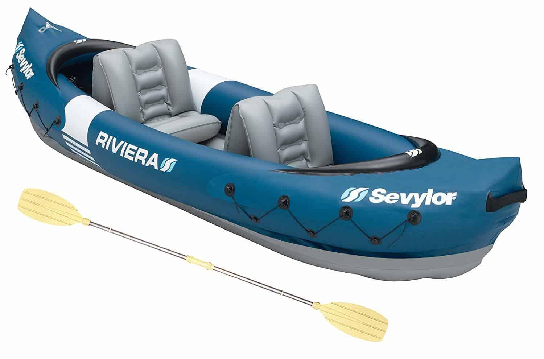 Sevylor Inflatable Kayak Riviera