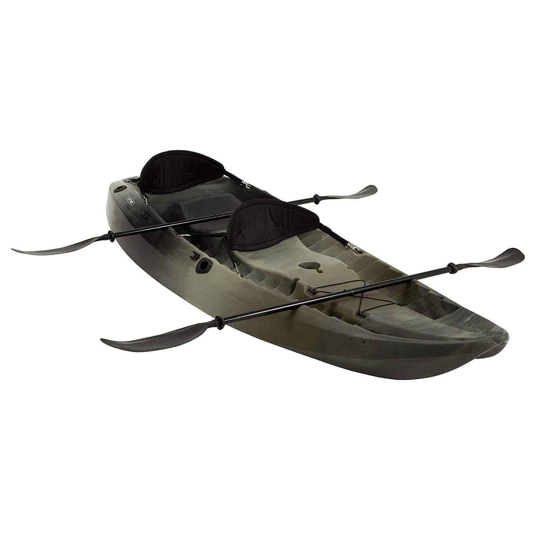 Lifetime 10 Foot, Two Person Tandem Fishing Kayak