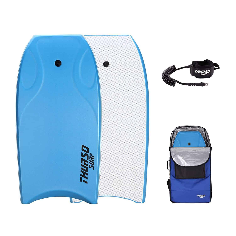 THURSO SURF Lightning 42'' Bodyboard Package PE Core IXPE Deck HDPE Slick Bottom Durable Lightweight